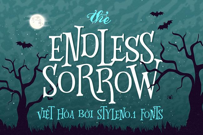 mẫu font chữ hallowen