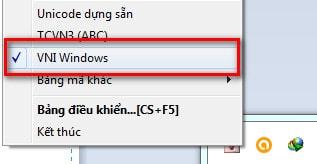 Máy tính của bạn cần cài đặt Unikey hoặc Vietkey