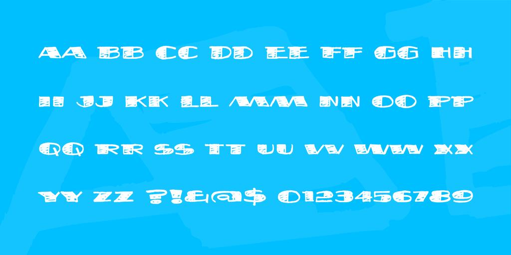 Font chữ thiết kế Fatstack