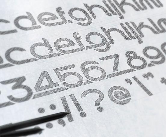 Font chữ tròn hiện đại, với pixel-perfect này có kiểu tròn trịa, thú vị tạo cho nó vẻ hoàn hảo cho các logo, thiết kế poster và nhiều hơn nữa