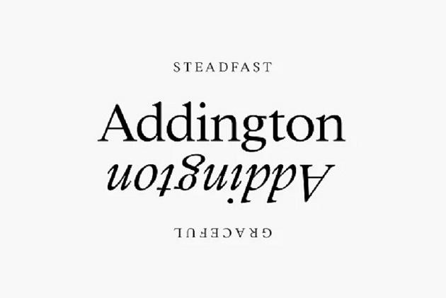 top 20 font chữ sang trọng hiện nay